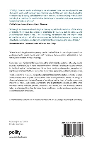 sociology and tv media Sociology department, faculty publications sociology, department of 2016 sociology of mass media syllabus asian americans in reality tv shows (536-544.