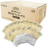 siroca 毎日おいしい贅沢食パンミックス 20斤用(1斤×20袋入り) SHB-MIX5000