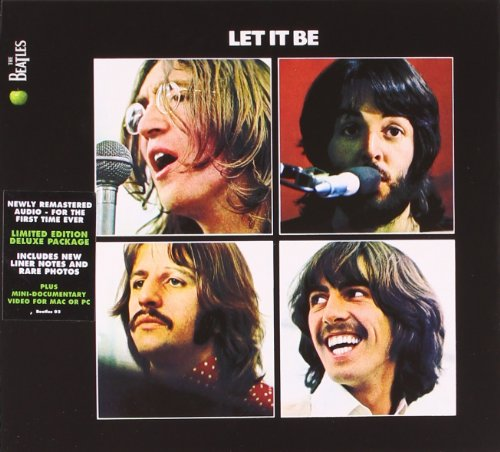The Beatles - Let It Be - Zortam Music
