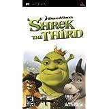Shrek The Third - Sony PSP ~ Activision Inc.