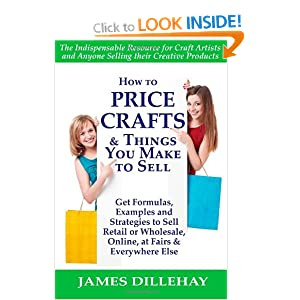 How to price crafts and things you make to sell for How to sell things you make