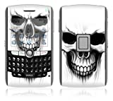 The Devil Skull Decorative Skin Cover Decal Sticker for BlackBerry World 8800 8820 8830 Cell Phone