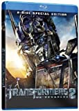 Transformers 2 : la revanche [Blu-ray]