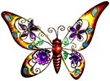 Continental Art Center CAC10124 Butterfly Wall Decor