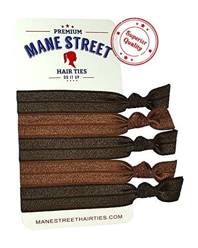 hair-ties-brunette-mane-street-hair-ties-best-fold-over-elastic-material-on-the-market-no-tug-knotte