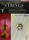 img - for New Directions for Strings Violin Book 2 book / textbook / text book