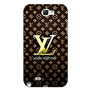 Jugaaduu Louis Vuitton LV Back Cover Case For Samsung Galaxy Note 2 N7100