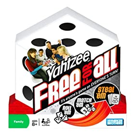 Yahtzee Free For All game!