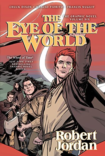 The Eye of the World 6: The Graphic Novel