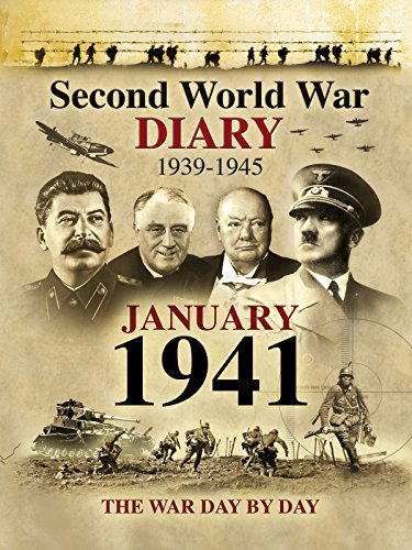 Second World War Diary: January, 1941