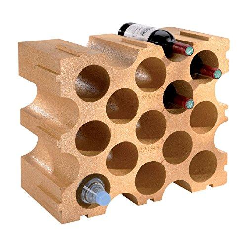 Mottez B229V Casier de bouteilles en Polystyrène