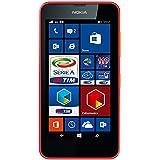 Nokia Lumia 635 Smartphone, 8 GB, Marchio TIM, Arancione [Italia]