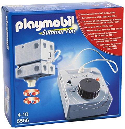 Playmobil Parque de Atracciones - Motor eléctrico (5556)