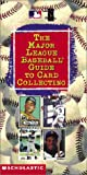 Major League Baseball Card Collectors's Kit (0439407869) by Preller, James