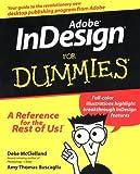 Adobe InDesign For Dummies (0764505998) by McClelland, Deke