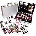 Mega Kosmetik Make-up Collection SCHMINKKOFFER gef�llt 86 teilig (e031)
