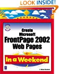 Create FrontPage XP Web Pages in a We...