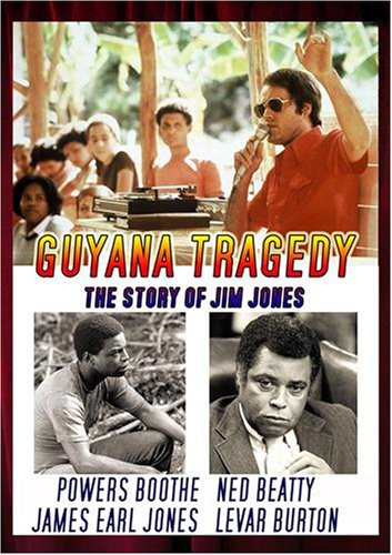 Cover art for  Guyana Tragedy: The Story of Jim Jones