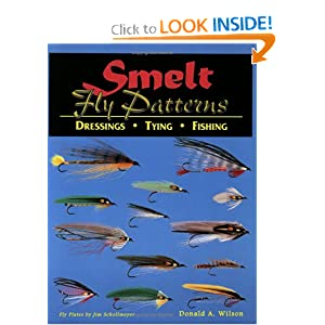 Smelt Fly Patterns: Dressings, Tying, Fishing
