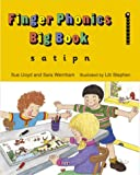 Finger Phonics Big Books, Set of Books 1-7 (Jolly Phonics)