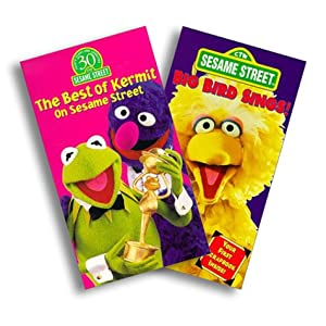 sesame street big bird sings the best of. Black Bedroom Furniture Sets. Home Design Ideas