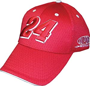 Jeff Gordon Dupont Mesh Hat by RacingGifts