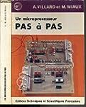 Un Microprocesseur pas � pas