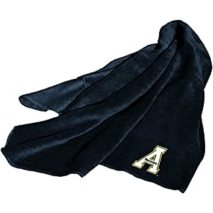 Appalachian State Mountaineers ASU Fleece Throw Blanket