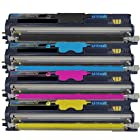 4 Inktoneram® Replacement toner cartridges for Minolta 1600W High Yield Toner Cartridges A0V3 01F A0V3 0HF A0V3 0CF A0V3 06F replacement for Minolta1600W Black Cyan Magenta Yellow Combo Set