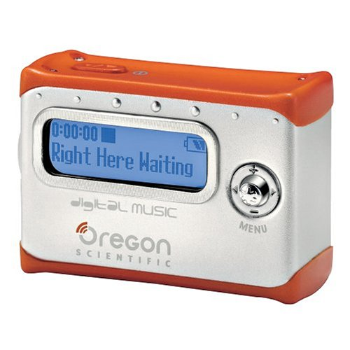 Oregon Scientific MP3 Player - MP100 128MB