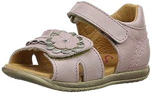 Froddo Froddo Baby Girls - Zapatos primeros pasos de cuero para niña marca Froddo