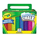 Sidewalk Chalk (48 Count) [Set of 2]