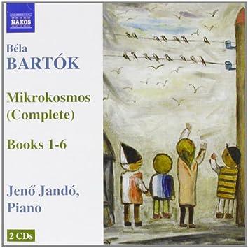 Mikrokosmos: (Complete) Books 1-6