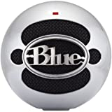 Blue Microphones Snowball USB Microphone (Brushed Aluminum)