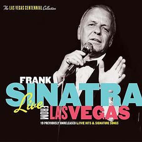 Frank Sinatra - Live from Las Vegas-Standard V - Zortam Music