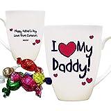 Personalised I Heart My.. Mug Cup Birthday Christmas Gift Present Coffee Tea