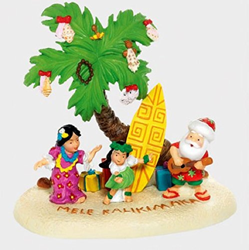 Christmas Around World - Hawaii Decoration