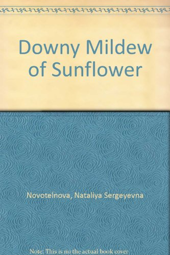 Downy Mildew of Sunflower PDF