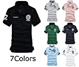 【BOSSA NOVA】 ポロシャツ ボタンダウン メンズポロシャツ ゴルフウェア 大きいサイズ ( 2S S M L 2L 3L 4L 5L ) 7色展開 メンズ BOSSA0036 ランキングお取り寄せ