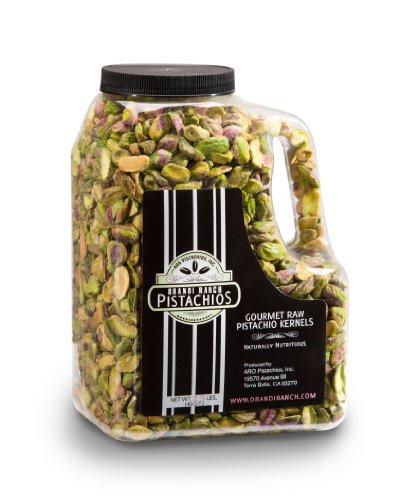 2.5 Lbs Raw Gourmet Pistachio Kernels