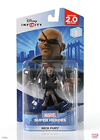 Disney INFINITY: Marvel Super Heroes (2.0 Edition) Nick Fury Figure
