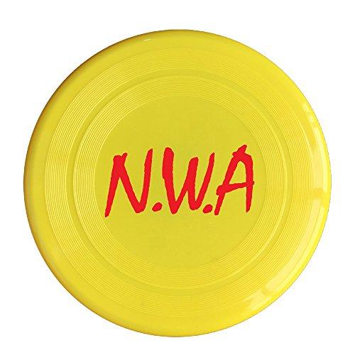 TLK N.W.A Niggaz Wit Attitudes Hip Hop Rock Band Logo 150 Gram Ultimate Sport Disc Frisbee