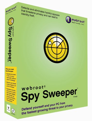 Webroot Spy Sweeper AntiSpywareB0001F0XHO : image