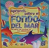 img - for Aprende Sobre El Fondo del Mar (Spanish Edition) book / textbook / text book