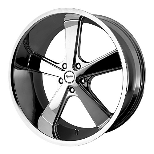 American Racing VN701 Nova Chrome Wheel (17x7