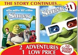 Amazon.com: Shrek 2 Pack DVD: Movies & TV
