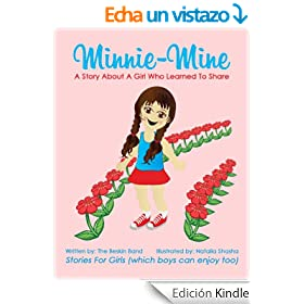 Minnie-Mine (Stories For Girls (which boys can enjoy too)) (English Edition)
