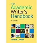VangoNotes for The Academic Writer's Handbook, 3/e | Leonard J. Rosen