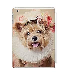 EPICCASE bride dog Mobile Back Case Cover For Apple Ipad Mini 2 (Designer Case)