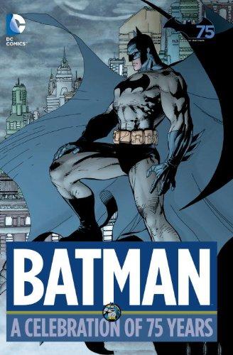 Batman: A Celebration of 75 Years at Gotham City Store